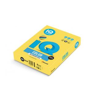 Papier kopírovací. A4,120g CY39 kanáriková žltá/250 listov