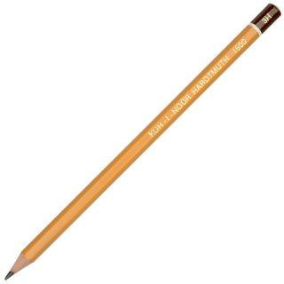 Ceruzka KOH-I-NOOR 1500 3H technická, grafitová