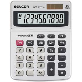 Kalkulačka SENCOR 377/10 DUAL RP 0,07