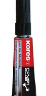 Lepidlo sekundové Power Glue 3g KORES