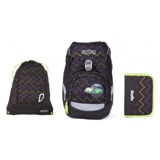 Školská taška Ergobag Prime Set 2 - HorsepowBear