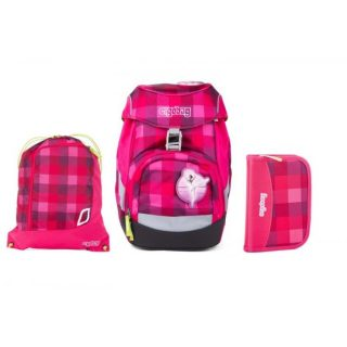 Školská taška Ergobag Prime Set 2 - PrimBear Ballerina
