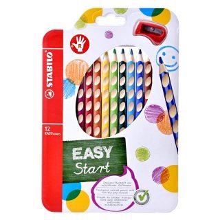 Ceruzky STABILO EASYcolors/12 3HR pravák