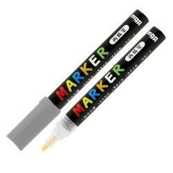 Popisovač M&G Acrylic Marker 2 mm akrylový, Grey
