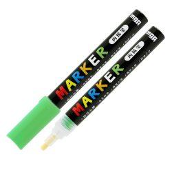 Popisovač M&G Acrylic Marker 2 mm akrylový, Light Green