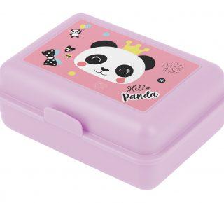 box na desiatu Panda