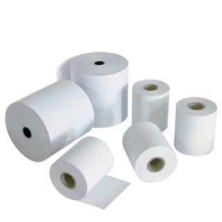 Papierové pásky, kotúčiky do pokladní