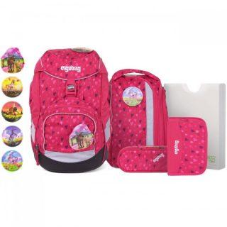 Školské tašky Ergobag 6-11 rokov Set ( 6 dielny )